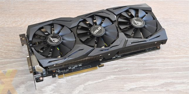 Відеокарта ASUS ROG STRIX GeForce GTX 1060 GAMING OC 6 GB