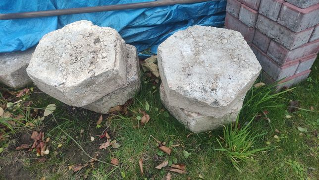 Trylinka klocki betonowe