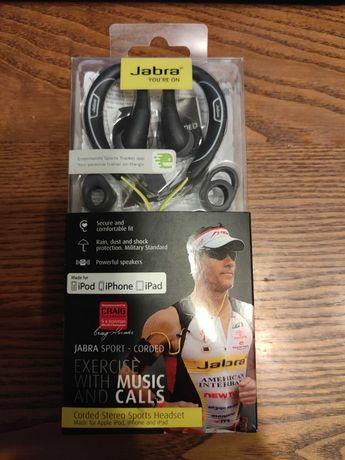 Słuchawki Jabra Sport Corded zestaw słuchawkowy