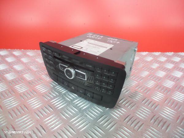 Auto-Rádio (Gps) Mercedes-Benz Cla Coupé (C117)