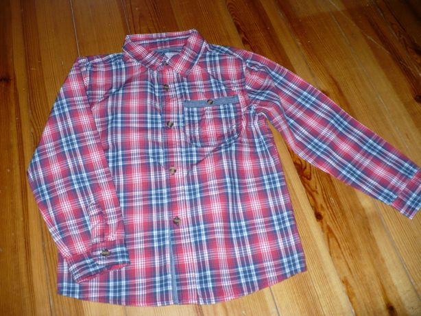 koszula Rebel rozm 122cm stan jak nowa cena 14zł