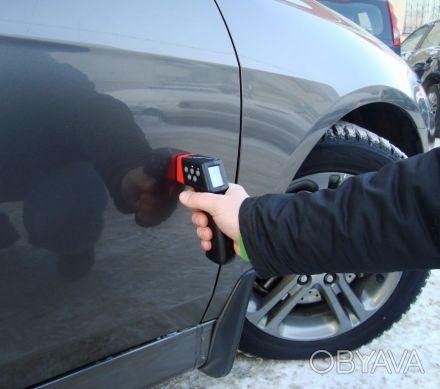 Перевірка авто перед покупкою, автоексперт, товщиномір ЛКП, виїздна ді