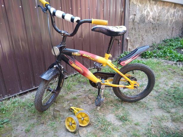 Детский велосипед. Колеса 14.