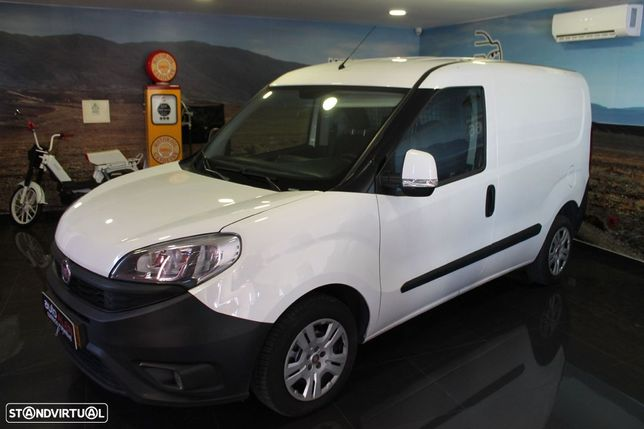 Fiat Doblo Cargo Maxi 1.3 Multijet 3 lug