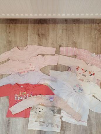 Bluzeczki dziewczece