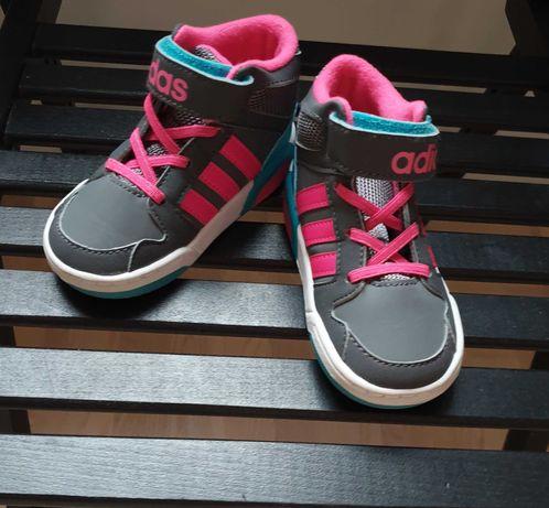 Buty dziecięce Adidas roz. 22