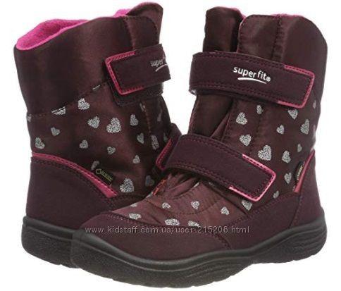 Зимние сапоги, ботинки superfit gore-tex р-р 25, стелька 16,5 см Кропивницкий - изображение 1
