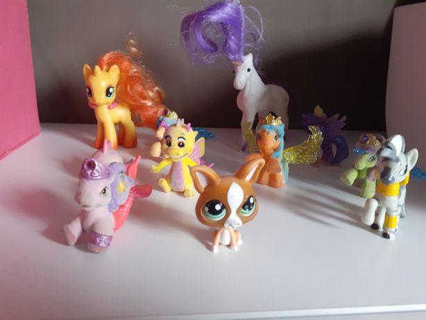 Figurki pet shop My little pony