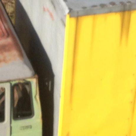 Star i Pakamera duży Kontener narzędziownik garaż suszarnia chłodnia
