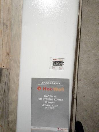Електрокотел Hot-well 15 кВт