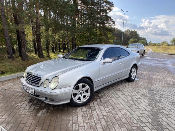 Mercedes benz clk 200 W208