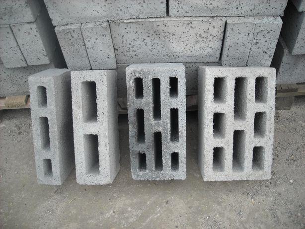Pustak żużlowy bloczek betonowy