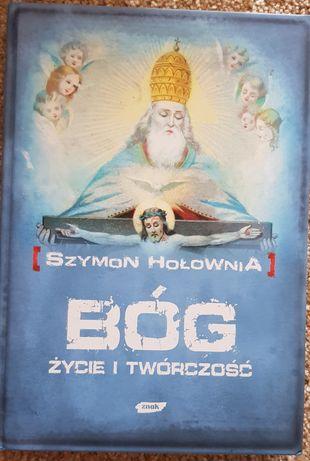 """Szymon Hołownia """"Bóg. Życie i twórczość"""""""