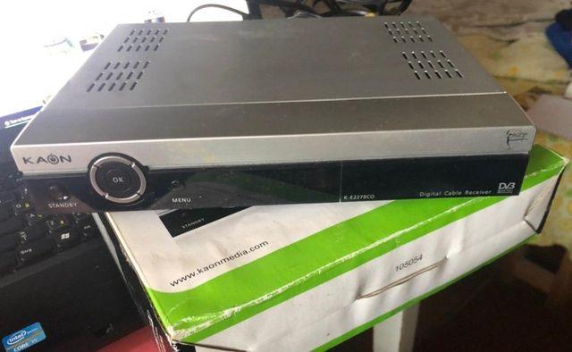 Цифровой кабельный декодер (тюнер) K-E2270CO (Воля)