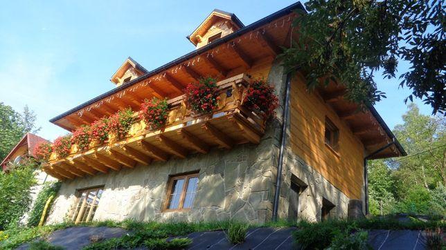 Domki w górach, domek,apartament góralski Szczyrk centrum WALÓWKA