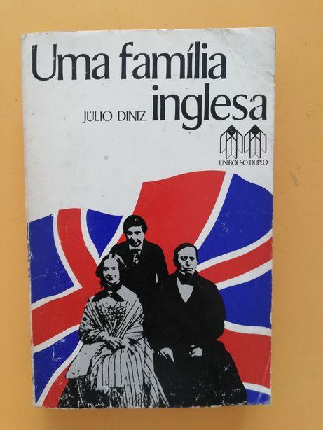 Uma Família Inglesa de Júlio Diniz