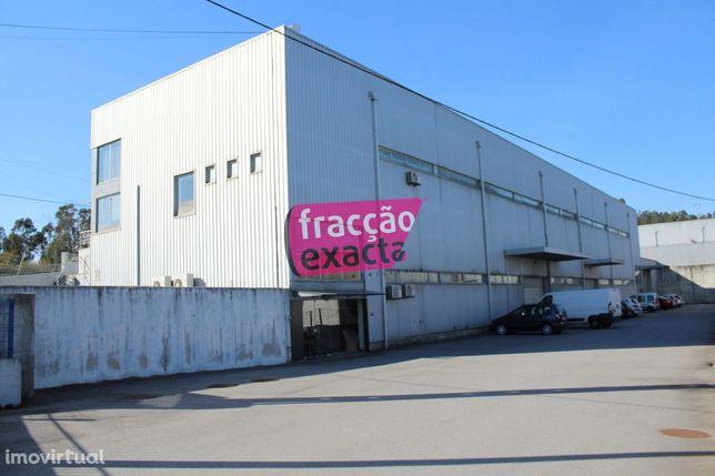Armazém Industrial em Fafe