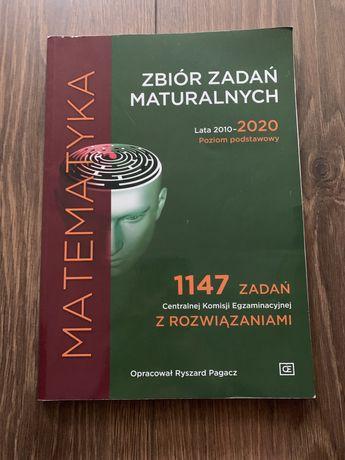 Ksiazka zbior zadan maturalnych do 2020