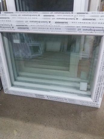 Sprzedam okno pcv nowe wys 90 szer 120 uchylno-rozwierne. TANIO.