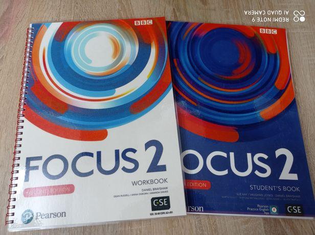 Focus 1,2,3 second edition