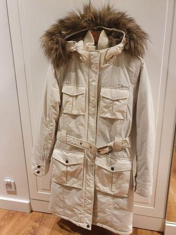 Płaszcz zimowy kurtka Diverse S