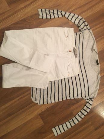 Spodnie i sweterek