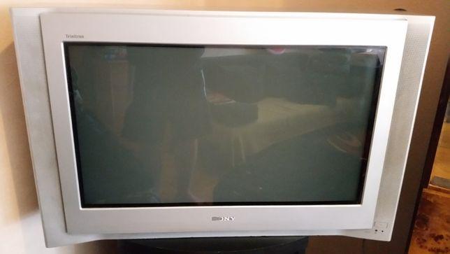 SONY TRINITRON telewizor 32 cale,100Hz