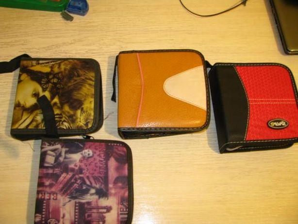 сумки для дисков CD/DVD+ диски