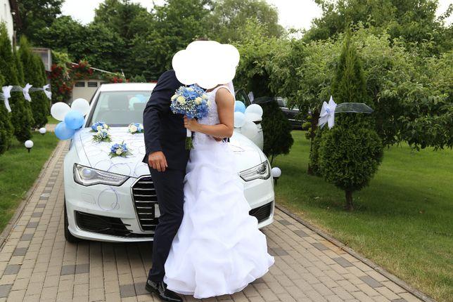 suknia ślubna rozmiar 34 - 36