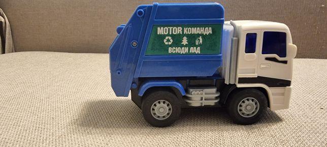 Продам машинку-мусоровоз