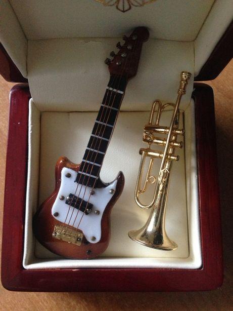 Сувенир подарок музыканту музыкальные инструменты