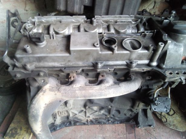 Продам двигатель мерседес вито 638 ( мотор 611) по запчастям