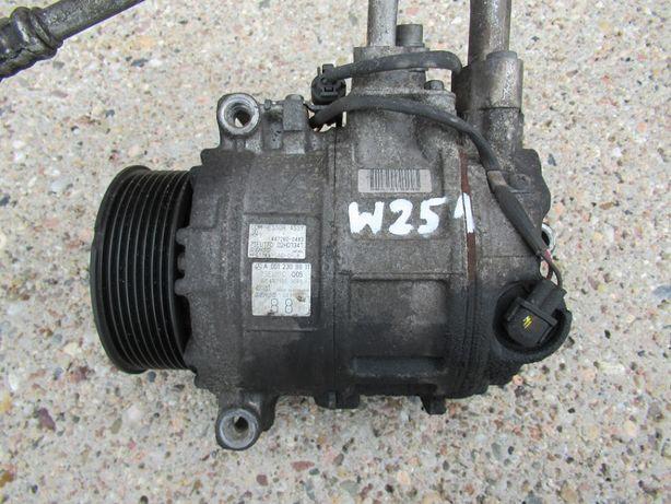 mercedes W251 W164 W221 3.0 cdi spręzarka klimatyzacji