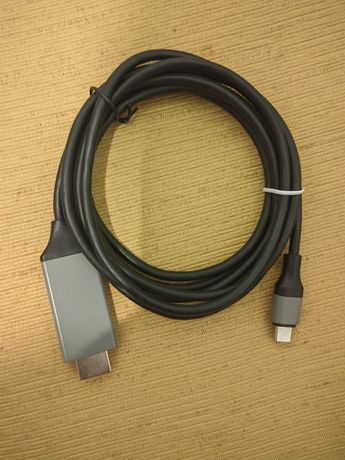 Кабель HDMI - Type C 2 метра