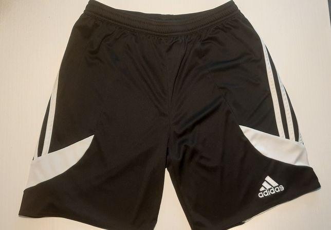Krotkie spodenki adidas czarne lato clima lite