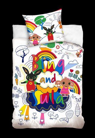 Nowa pościel do łóżeczka Bing 135x100 cm