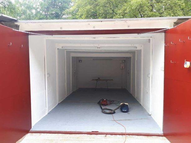 Wynajmę garaż przy ul. Andrzeja
