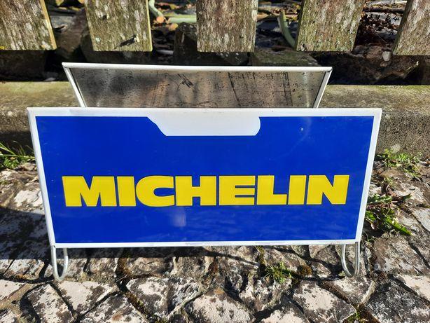 Reclame / Expositor de Pneus Michelin