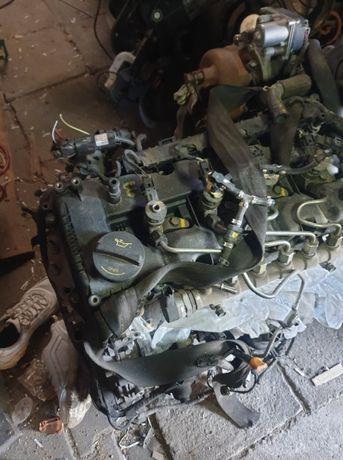 Silnik Hyundai Kia 1.6 crdi Skrzynia biegów wtryski