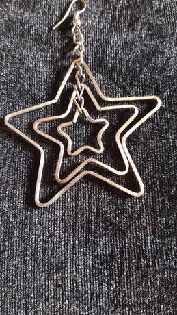 Серьги звёздочки и много других