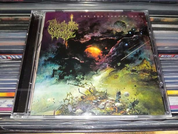 Psychotic Waltz - The God-Shaped Void CD