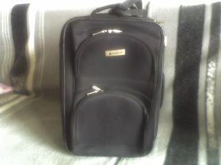 walizka na kolkach