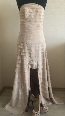 Платье на выпускной Dior A. Pianura Franchi как у Т. Кароль выпускное
