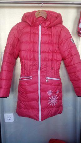 Куртка зимова дівчача