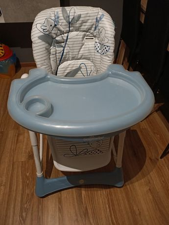 Krzesełko do karmienia baby design