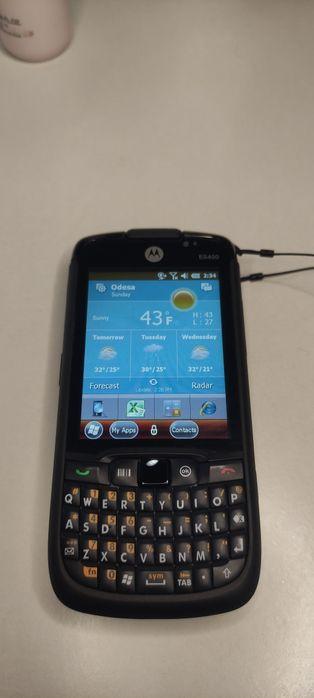 Терминал сбора данных Motorola ES400. сканер штрих кодов Одесса - изображение 1