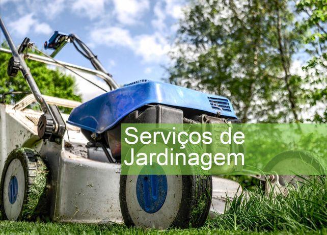 Jardinagem, paisagismo, manutenção de piscinas, etc..