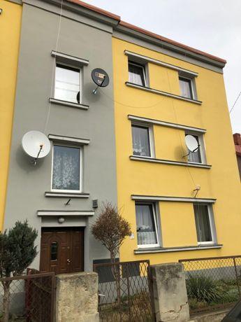 Słoneczne mieszkanie w Wołowie 75m2 3 pokoje piwnica+garaż