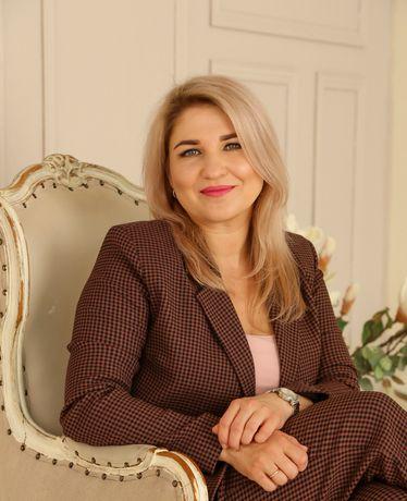 Психолог Анна Катрук, психоаналитик