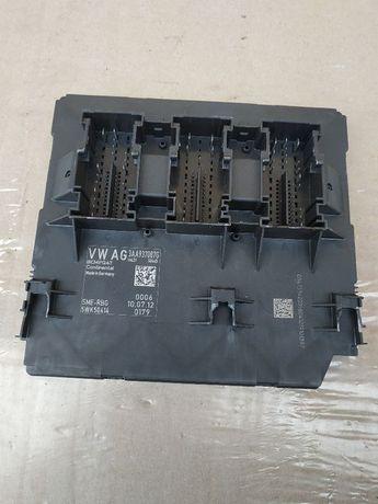 VW Passat B7 Блок управления бортовой сети комфорта 3AA937087G